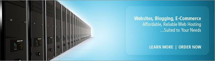 Webhosting Blog Hosting E Commerce Hosting Duethosting Com Personalized Web Hosting And Design Services